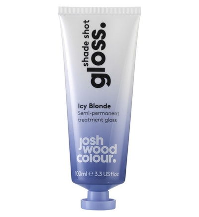 Josh Wood Colour Shade Shot Gloss Icy Blonde