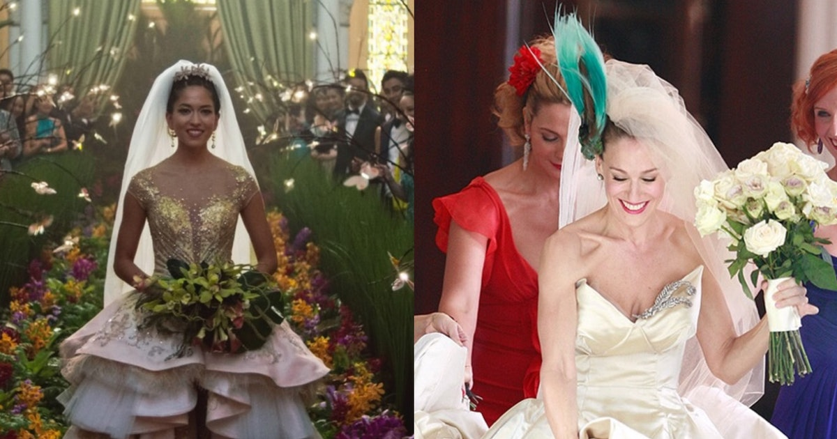 20 Movie Wedding Scenes That Will Inspire Your Own Beautiful Nuptials