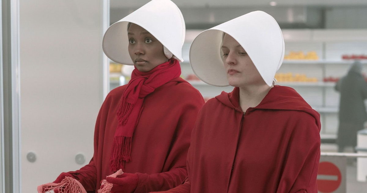 After three seasons 'The Handmaid's Tale' remains brazenly unaware of racism