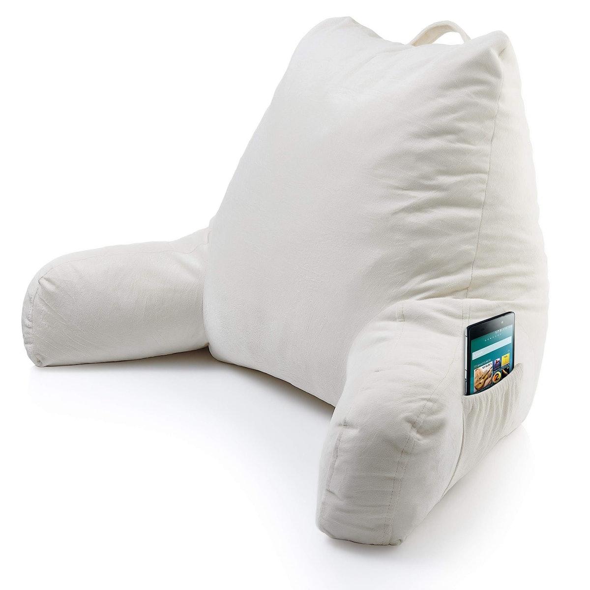 Keen Edge Home Foam Reading Pillow