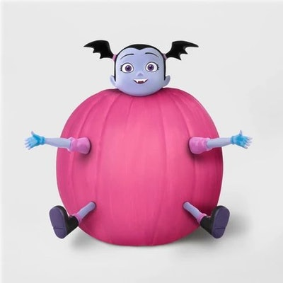 Disney Vampirina Pumpkin Decorating Kit