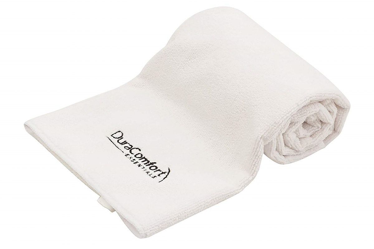 DuraComfort Super Absorbent and Anti-Frizz Hair Towel