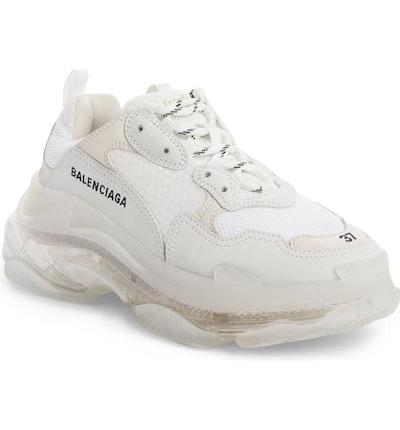 Triple S Low Top Sneaker