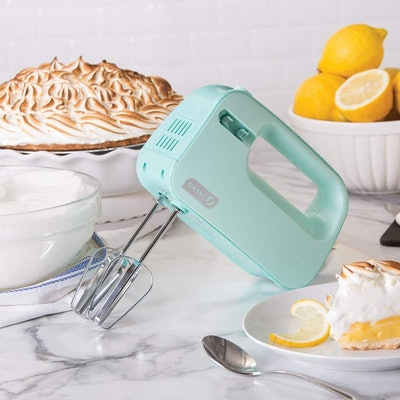 Dash Smart Store Compact Hand Mixer