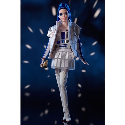 Star Wars™ R2D2 x Barbie® Doll