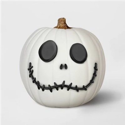 The Nightmare Before Christmas Jack Skellington Halloween Pumpkin Decorating Kit
