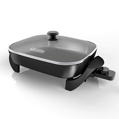 Black & Decker SK1215BC Family Sized Electric Skillet