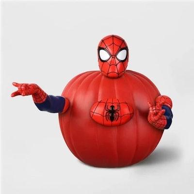 Spider-Man Halloween Pumpkin Decorating Kit