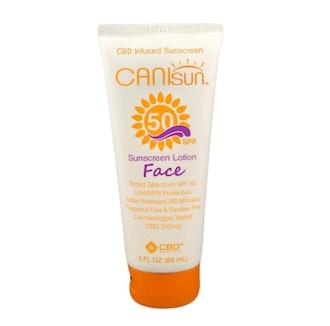 Sunscreen Lotion Face SPF 50