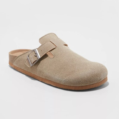 Women's Mad Love Tina Microsuede Slip On Clogs