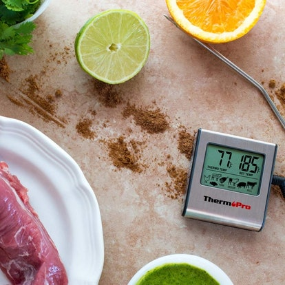 ThermoPro LCD Digital Meat Thermometer