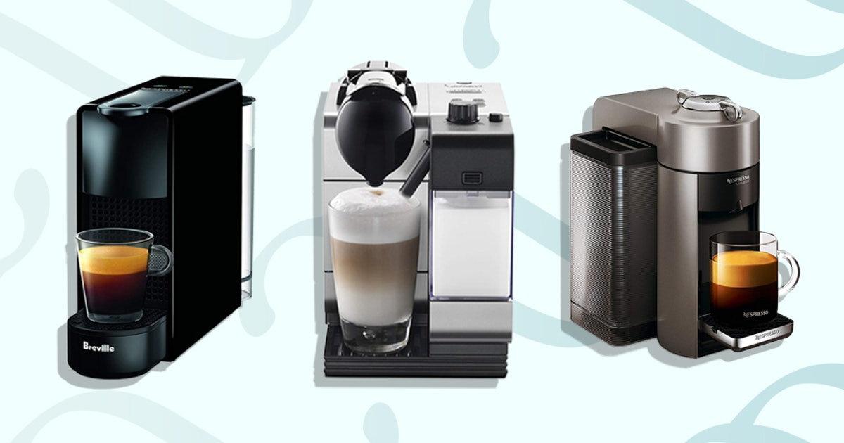 The 4 Best Nespresso Machines