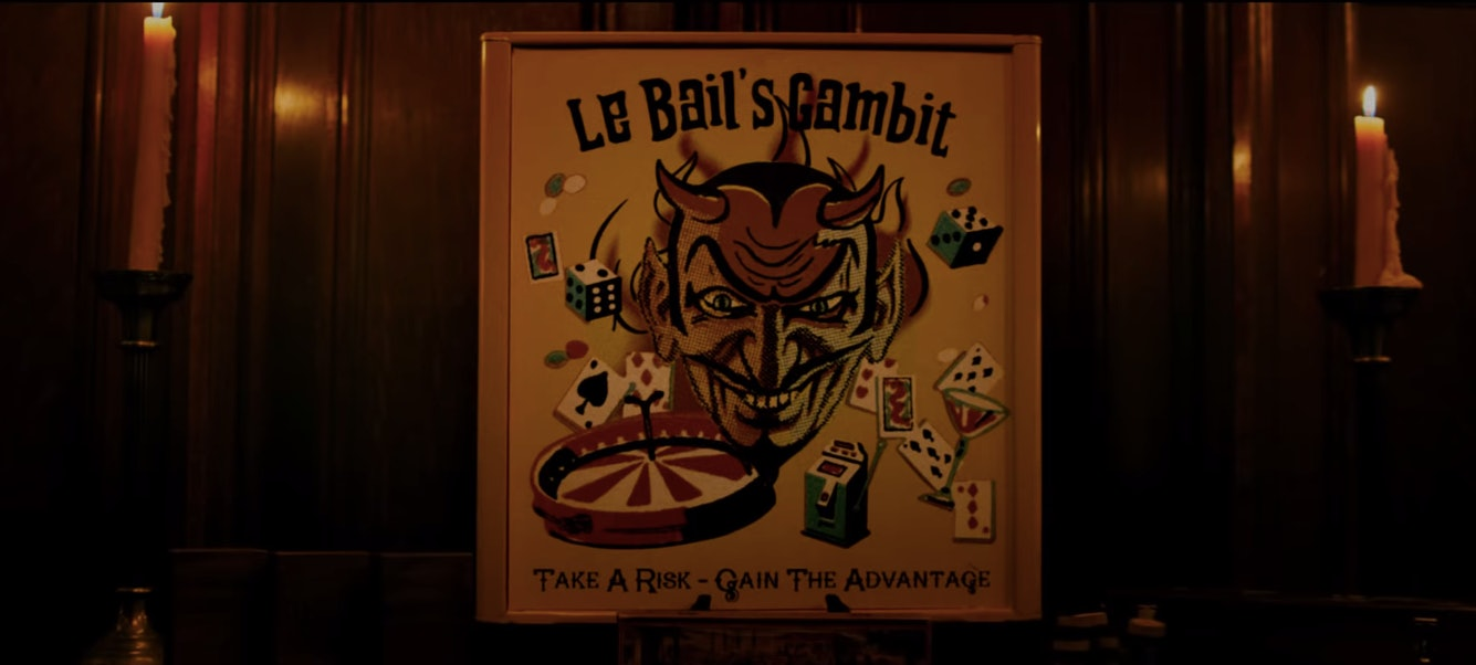 Image result for mr. le bail
