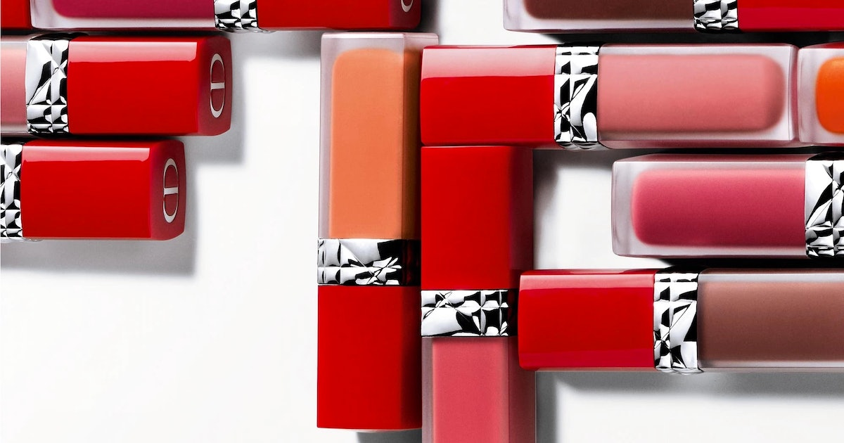 The New Rouge Dior Ultra Care Liquid Lipstick Comes In 25 Shades Of Stunning, High-Impact, & Actually Hydrating Color