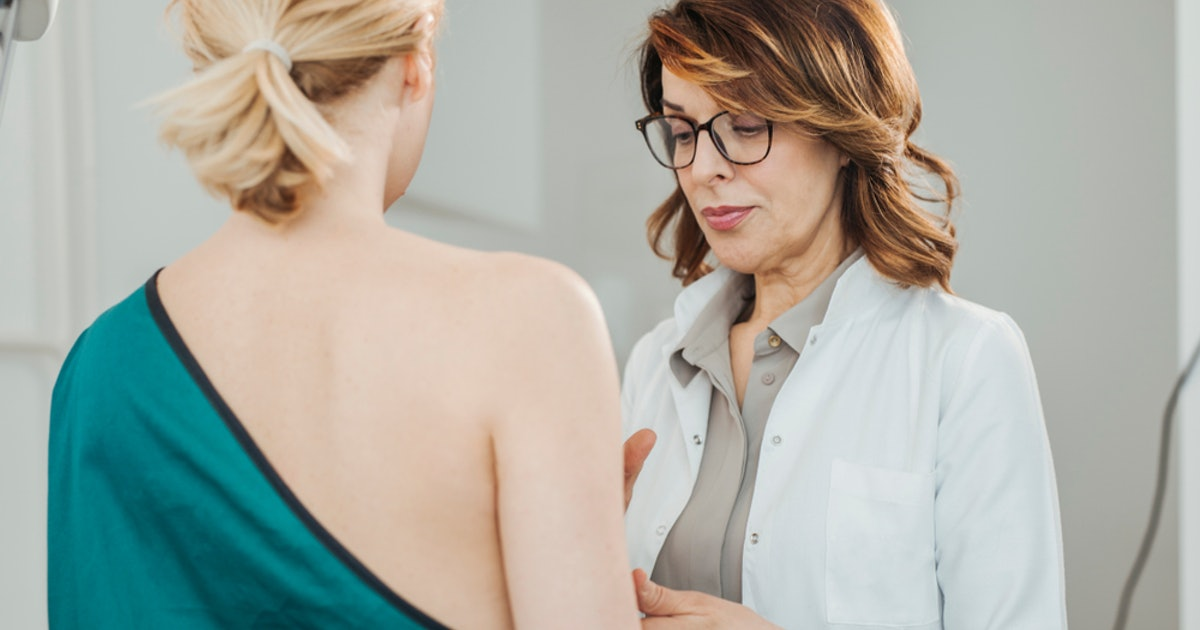 7 Unusual Symptoms Of Breast Cancer Doctors Say You Shouldn't Ignore