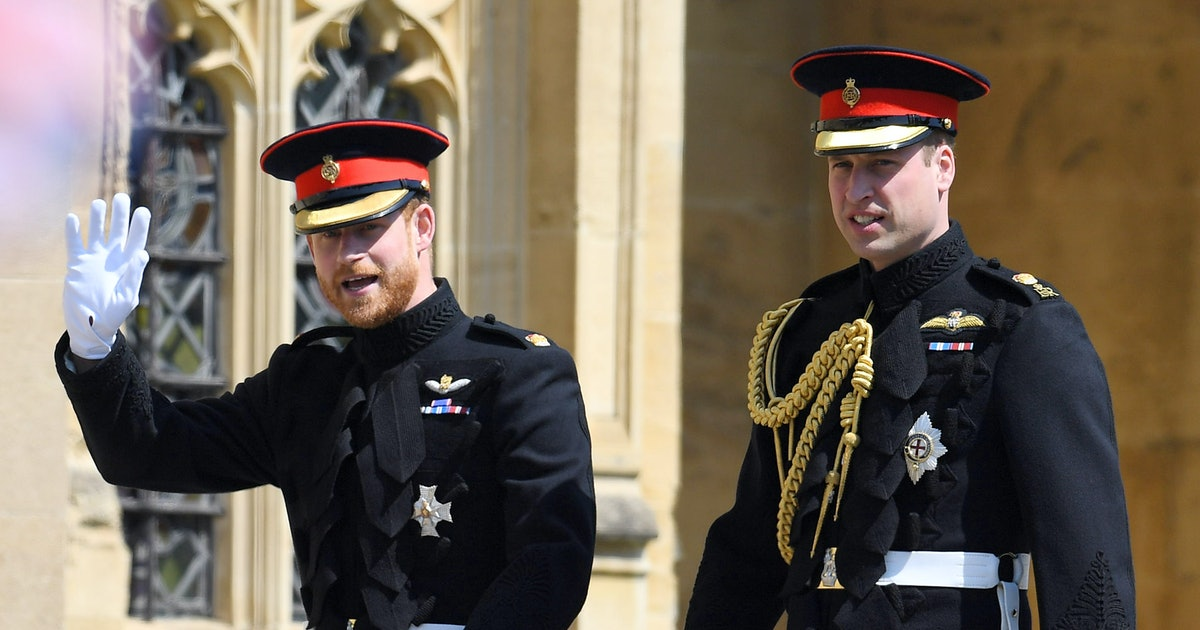 Channel 5's 'William & Harry: Princes At War?' Explores Rumours Of A Royal Rift