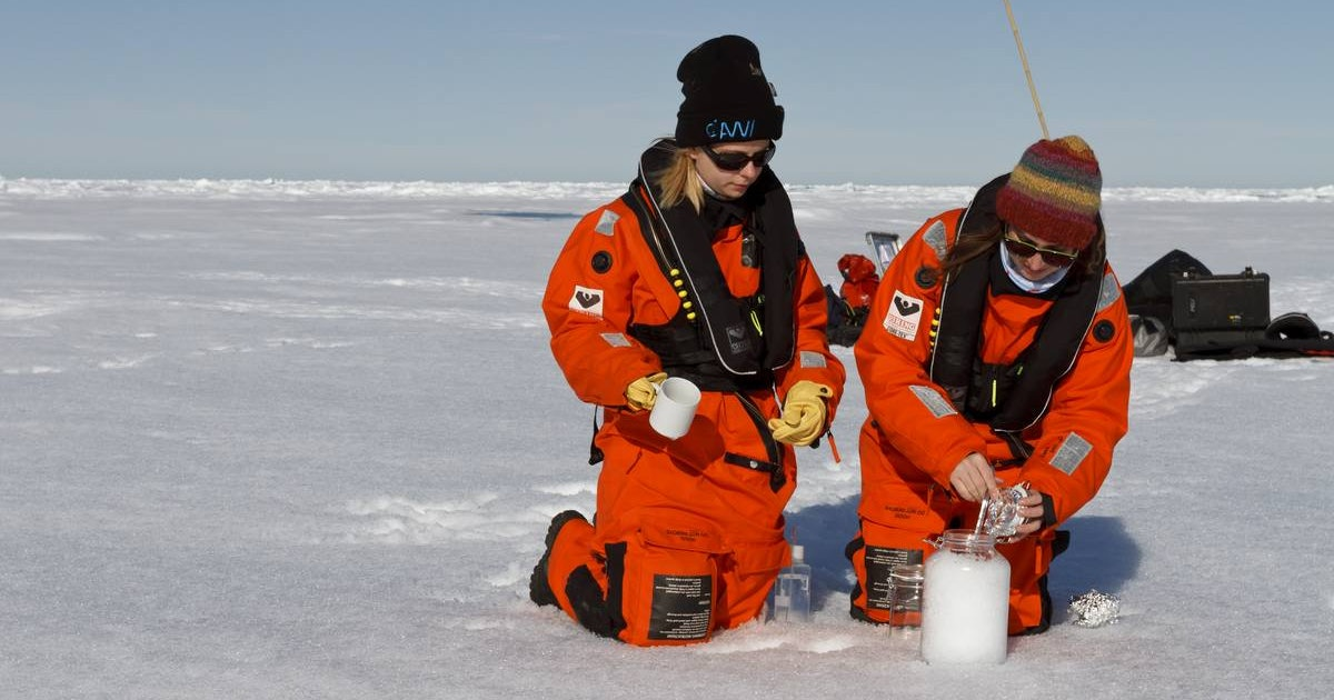 Microplastics found in Arctic snow confirm they can travel through air