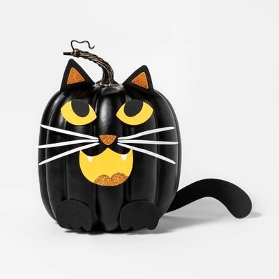 Cat Halloween Pumpkin Decoration Kit - Hyde & EEK! Boutique - Hyde and Eek! Boutique™