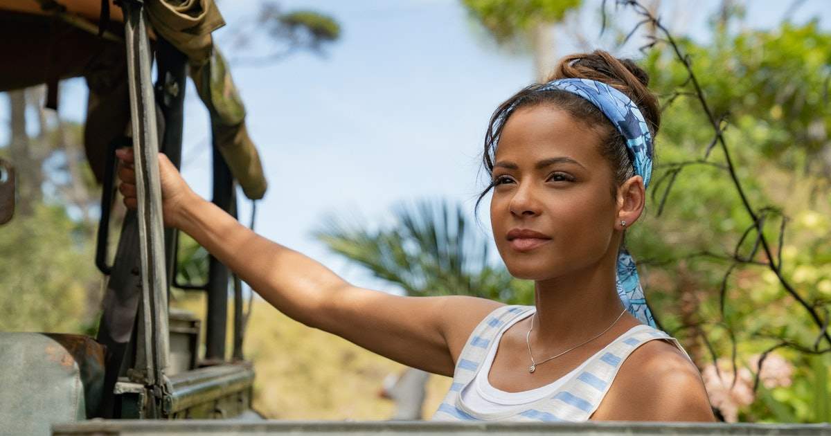 Netflix's 'Falling Inn Love' Trailer Teases Christina Milian In A DIY Love Story