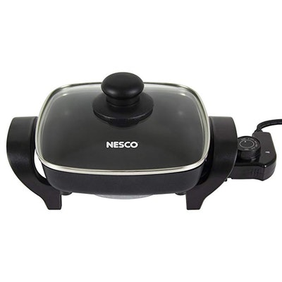 NESCO ES-08 Electric Skillet