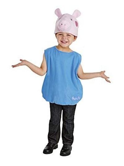 Toddler's Peppa Pig George Costume