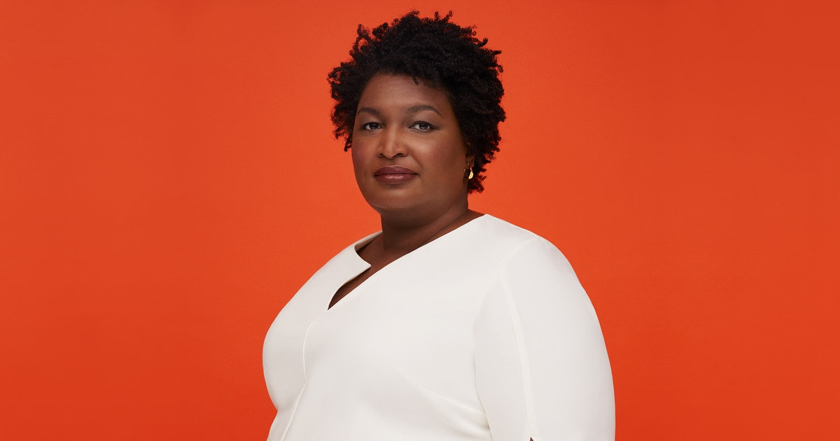 Stacey Abrams Is 10 Steps Ahead Of You (Isn't That Great?)