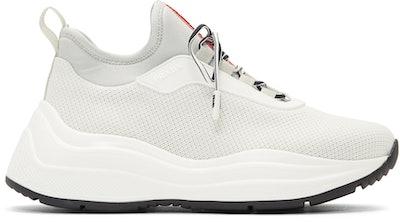 White Chunky Sneaker