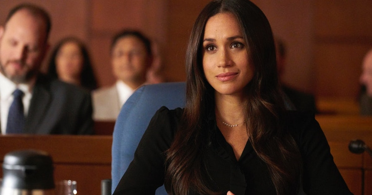 This 'Suits' Joke About Meghan Markle Is Subtle Comedy Gold