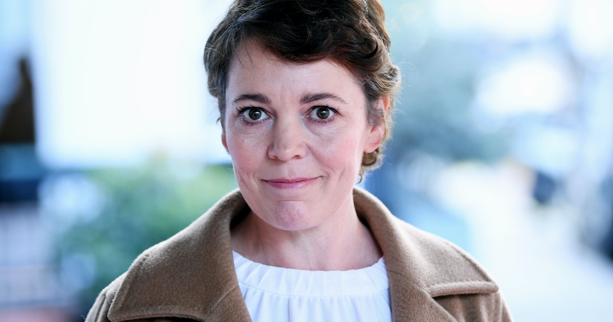 'The Crown's Olivia Colman Met The Queen & The Details Are Hilarious