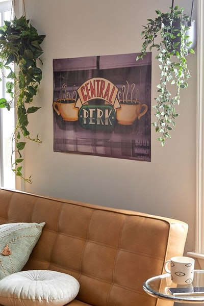 Friends Central Perk Poster