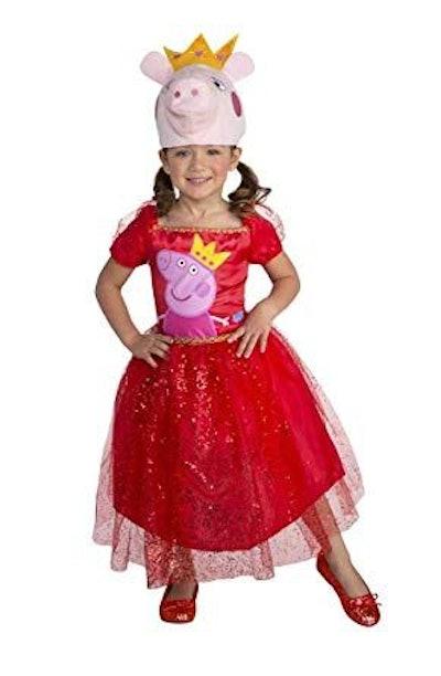 Peppa Pig Tutu Dress Peppa Toddler Costume
