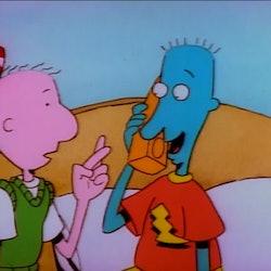 Arthur, Nickelodeon
