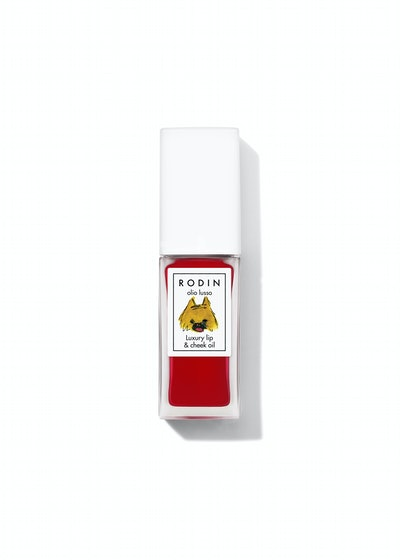 Luxury Lip & Cheek Oil in Red Hedy