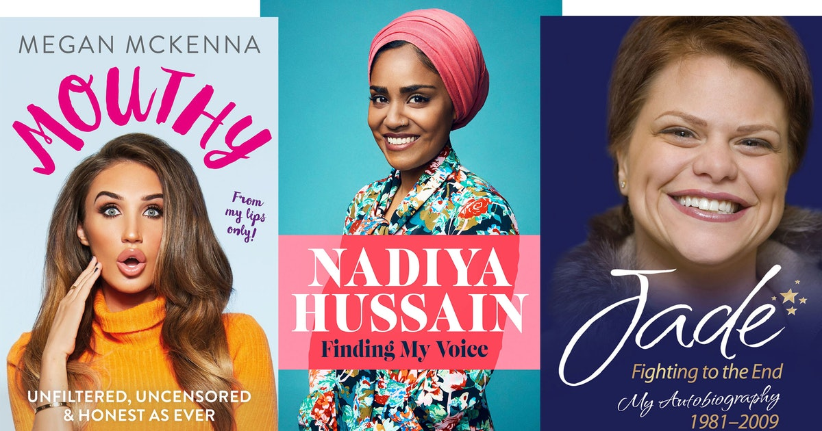 9 Autobiographies By British Reality TV Stars That You'll Actually Want To Read