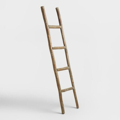 Decorative Eucalyptus Ladder