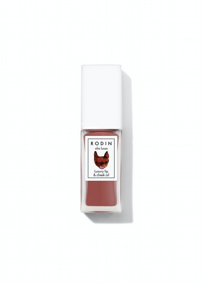 Luxury Lip & Cheek Oil in Heavenly Hopp