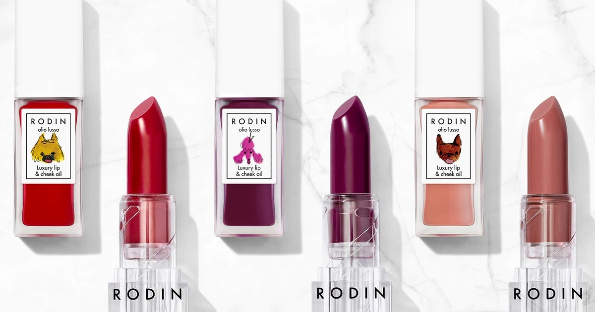 RODIN Olio Lusso's New Luxury Lip & Cheek Oil Is The Perfect Addition To Your No-Makeup Makeup Routine