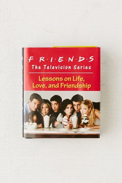 Friends: The Television Series: Lessons on Life, Love, and Friendship By Shoshana Stopek