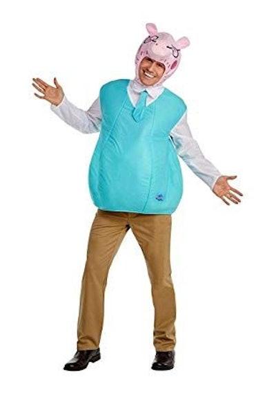 Men's Daddy Pig Costume