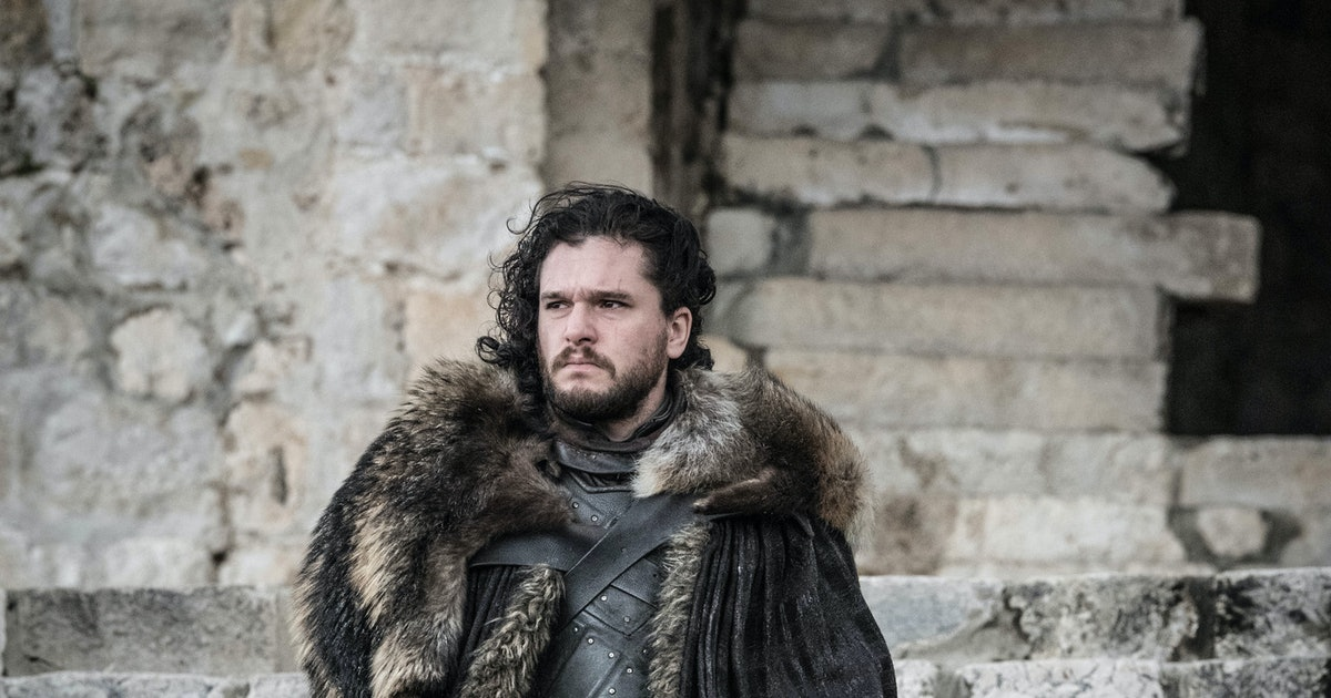Jon Snow's 'Game Of Thrones' Ending Was More Uplifting Than You Thought, According To Kit Harington