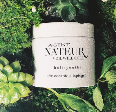 Agent Nateur + Dr. Will Cole Holi(Youth) The Oceanic Adaptogen