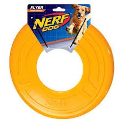 Atomic Flyer Dog Toy
