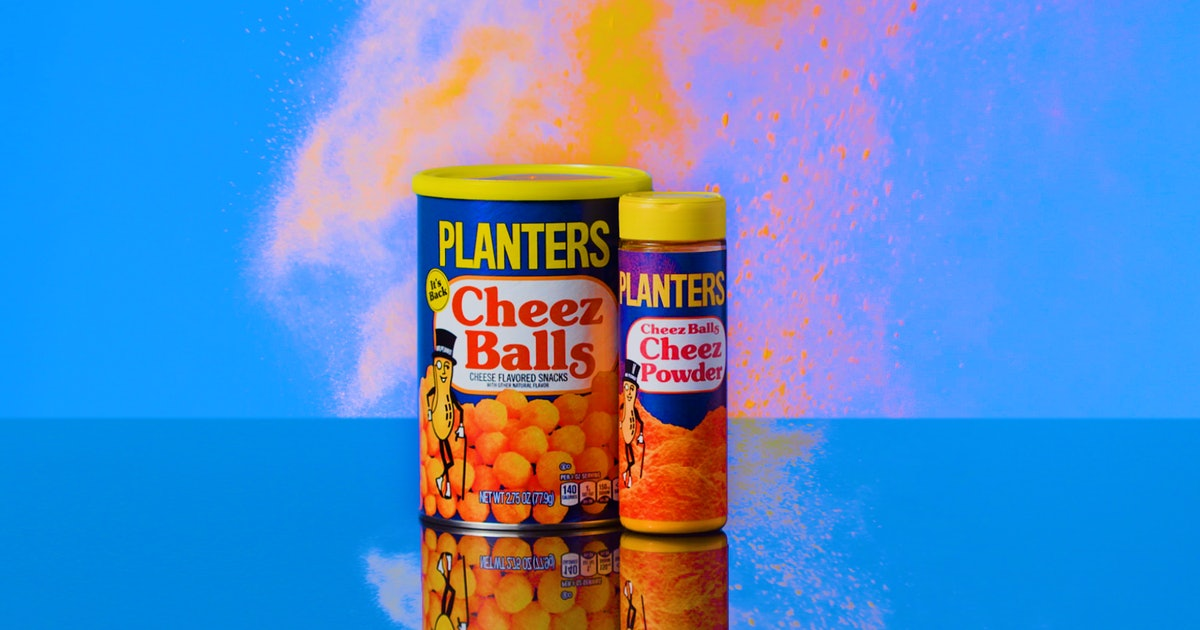 Planters Cheez Balls Are Back For Good & Here's How You Can Win A Shaker Of Cheez Powder