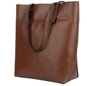 YALUXE Leather Tote
