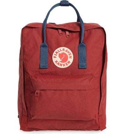 FJÄLLRÄVEN- Kånken Water Resistant Backpack