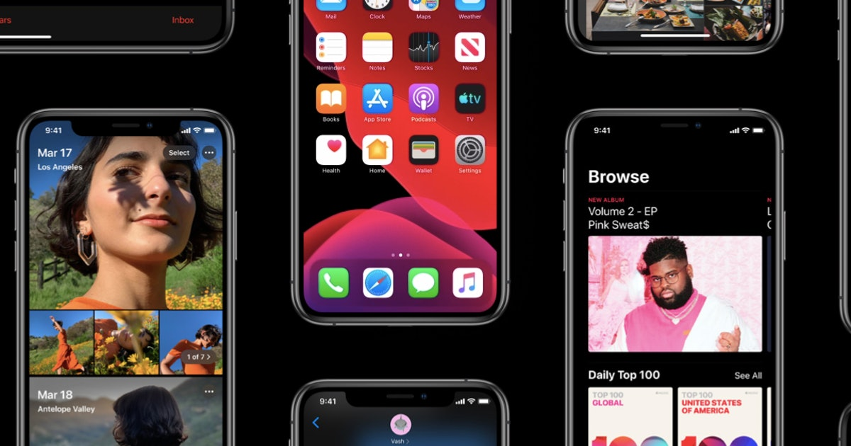 How To Download The iOS 13 Public Beta & Try Out New iPhone Features