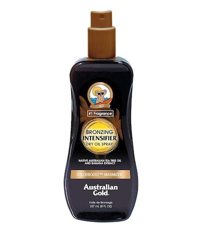 Australian Gold Bronzing Intensifier Dry Oil Spray Colorboost Maximizer