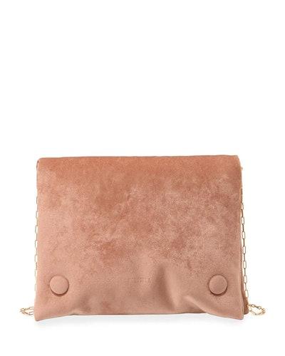 Tao Velvet Chain Crossbody Bag