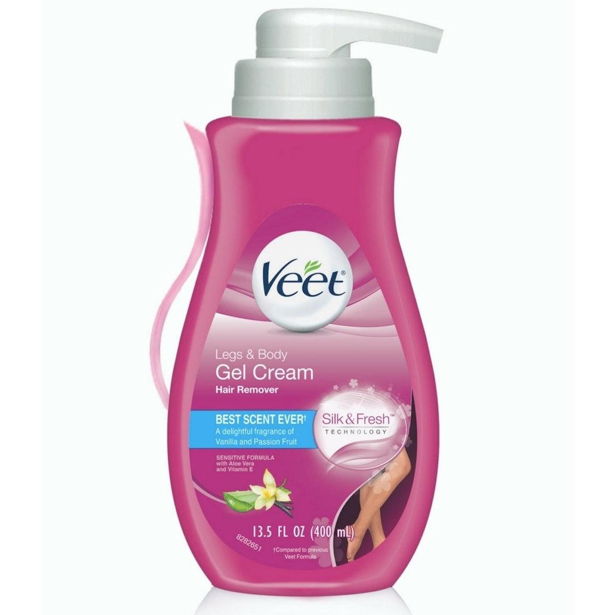 Veet Legs & Body Gel Cream Hair Remover
