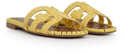 Beckie Woven Slide Sandal